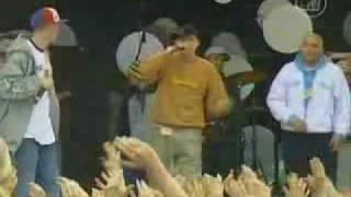 Mes & Numer Raz - Rok Później + Tede [Opole 2004 live]