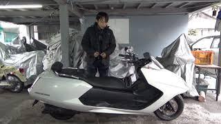 ヤマハ:マグザム参考動画:最も格好いいと言われたビッグスクーター