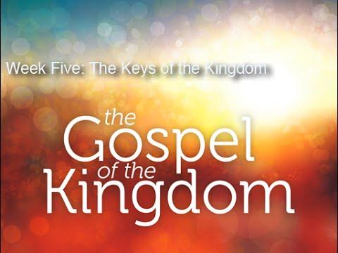 5. The Keys of the Kingdom