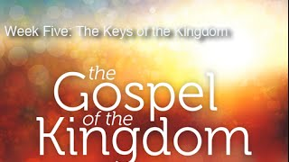 5. The Keys of the Kingdom