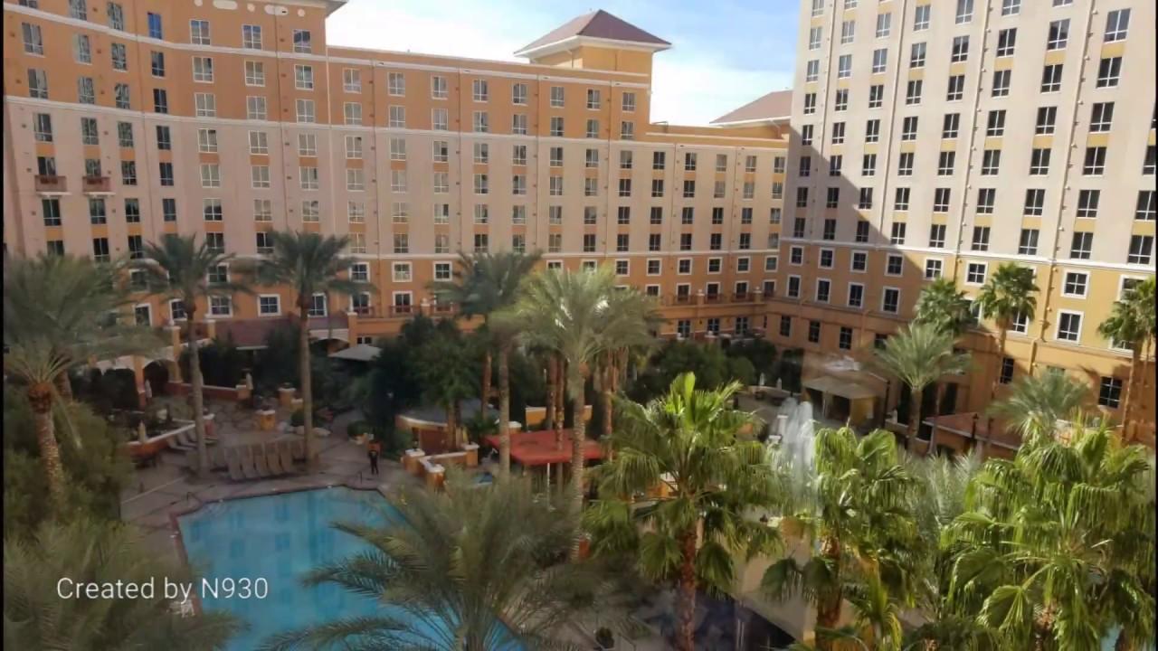 Wyndham Grand Desert Las Vegas 2 Bedroom Deluxe Unit 759 Youtube