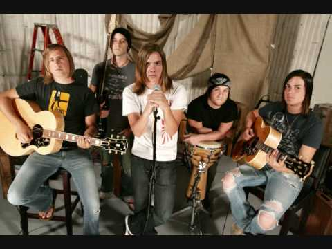 The Red Jumpsuit Apparatus  Face Down Acoustic