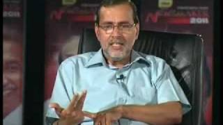 Kochouseph Chittilappilly in  Manorama News Maker 2011 Part 4