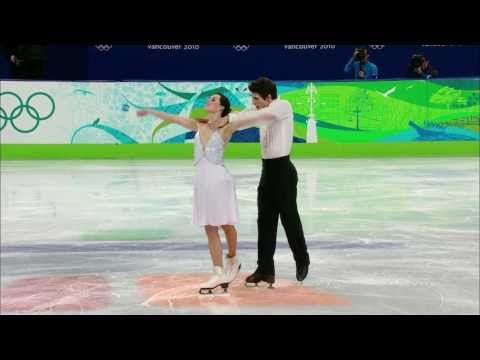 2010 Vancouver Olympics - Tessa VIRTUE / Scott MOIR (FD)