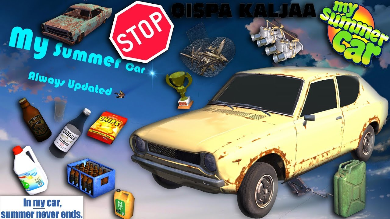 My Summer Car 10012020 Download