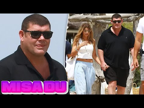 James Packer is 'besotted' with socialite girlfriend Kylie Lim