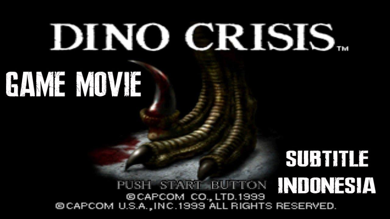 Dino Crisis Full Game Movie | Subtitle Indonesia