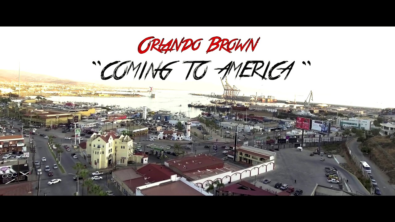 Orlando Brown Coming To America