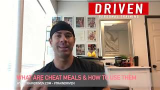 What are cheat meals & How to use them