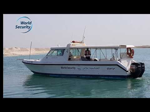 Dubai Leading marine Guarding and Patrolling Security Company