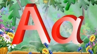 Азбука-малышка - Буква А (Уроки тетушки Совы)