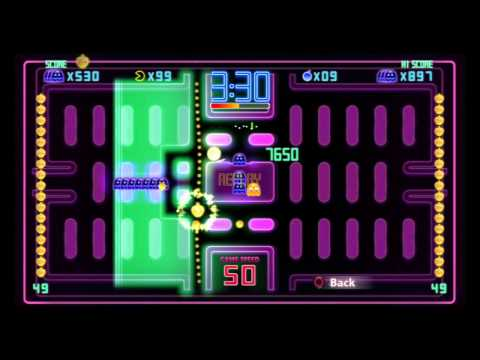 PAC-MAN Championship Edition DX | Dungeon - Ghost Combo - 906