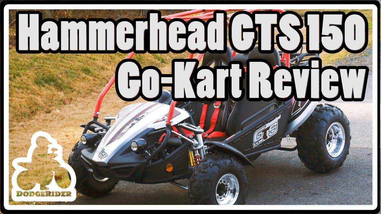 hammerhead gts 150 go kart for sale