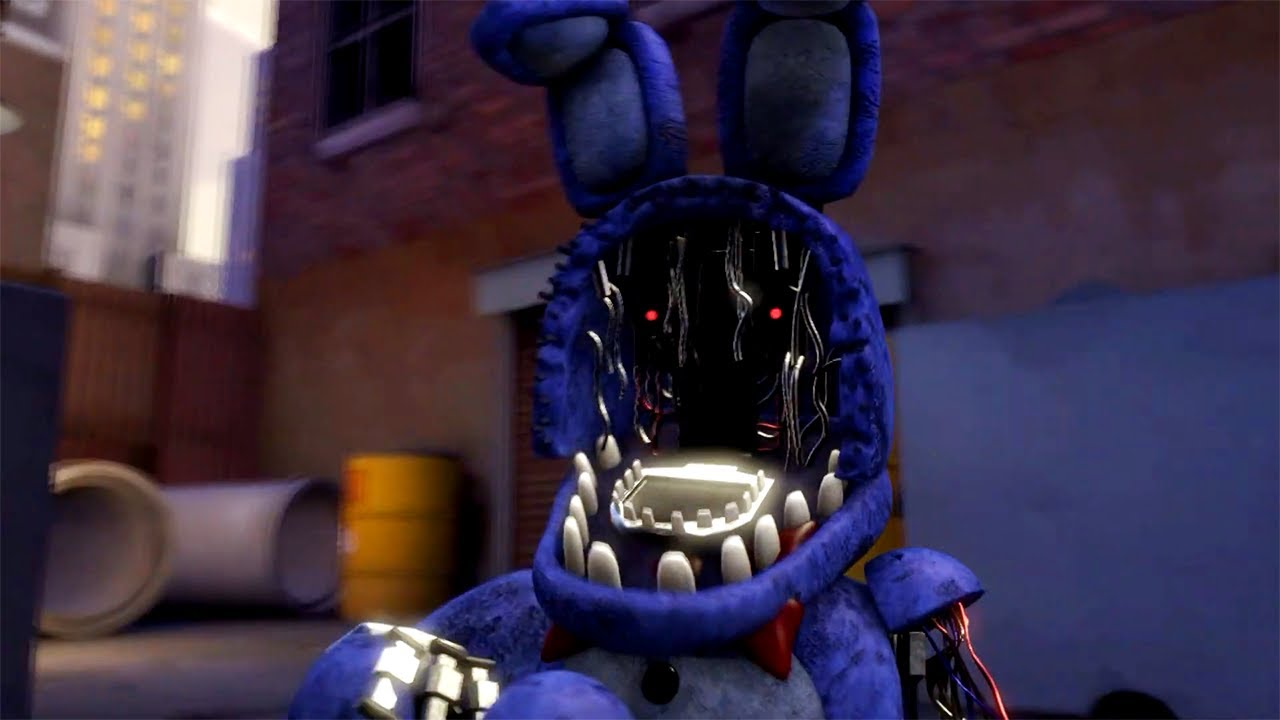 New Five Nights at Freddy's: TRY NOT TO LAUGH OR Grin [SFM FNaF]