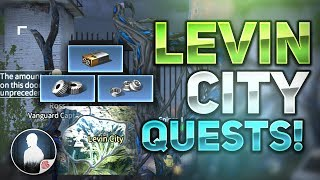 LEVIN CITY HUGE UPDATE + QUEST REWARDS - LifeAfter