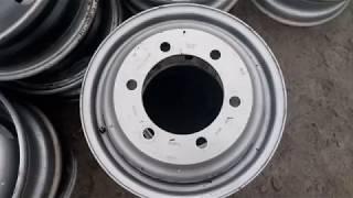 Диск колесный Iveco Daily — Купить на Ивеко Дейли (Газель) размер R16