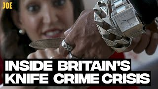 Britain's Knife Crime Crisis: how to end the violence epidemic