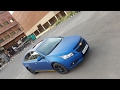 Chevrolet Cruze Blue metallic Wrap