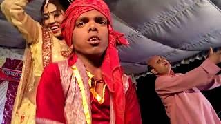 Shiv Charan Comedy Dance 2018 - Live Bhojpuri Arkestra Dance