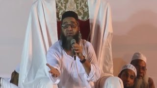 Hazrat [ Qari ] Mufti Ahmed Ali Falahi saheb D.B - Bayaan in Bharatnagar,Delhi, December 2015