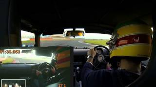 Lotus Elise 111R vs Honda S2000 @ Silverstone by ERC-Racing