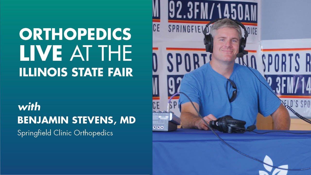 Springfield Clinic > Benjamin W  Stevens, MD