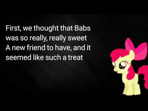 MLP Babs Seed (Song With Lyrics)