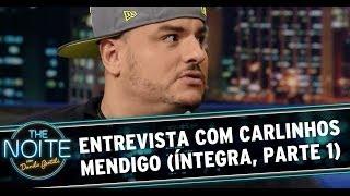 The Noite 07/04/14 (Parte 1) - Carlinhos Mendigo