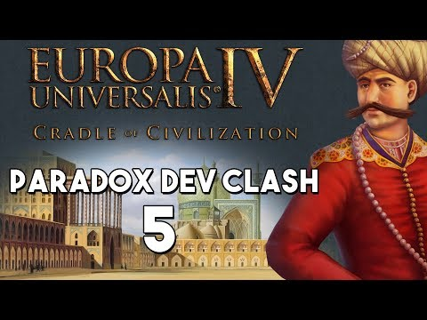EU4 - Paradox Dev Clash - Episode 5 - Happy Three Friends