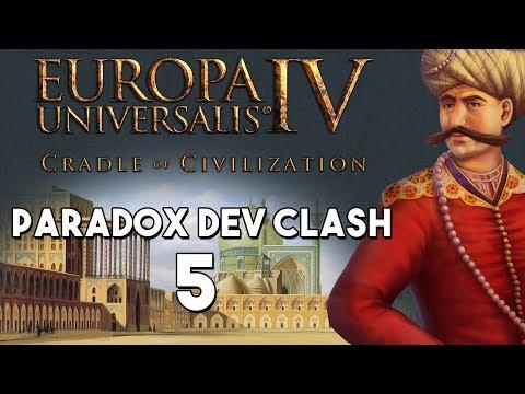 EU4 - Paradox Dev Clash - Epis dev to