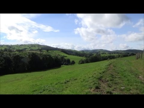 Denbigh Walk  -  A Different Route