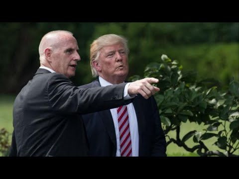 Reports: Trump aide Keith Schiller plans to leave White House