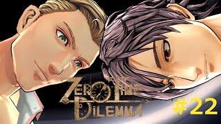 #22 Reactor Room-Zero Time Dilemma English Walkthrough (Full HD/No Commentary)
