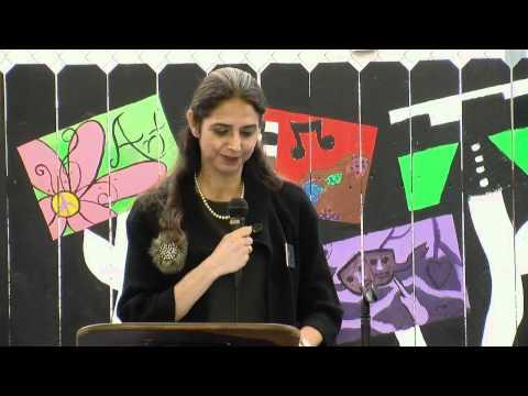 Chapman Business Report: Public Education, Thelma Melendez
