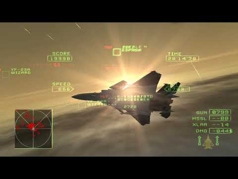 Ace Combat Zero: The Belkan War - Everyone's Here!