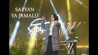Gambar cover SABYAN - YA JAMALU  (Live Banjarmasin 2018)