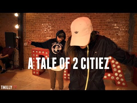 J. Cole - A Tale of 2 Citiez - Choreography by Mikey Dellavella and Ellen Kim #TMillyTV