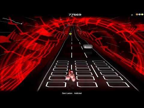 Audiosurf - Sam Laxton - Addicted
