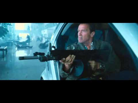 The Expendables 2 Tribute