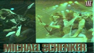 MICHAEL SCHENKER  GROUP [ ATTACK  MADAXEMAN /  BUT  I WANT MORE ] LIVE AUDIO TRACKS.