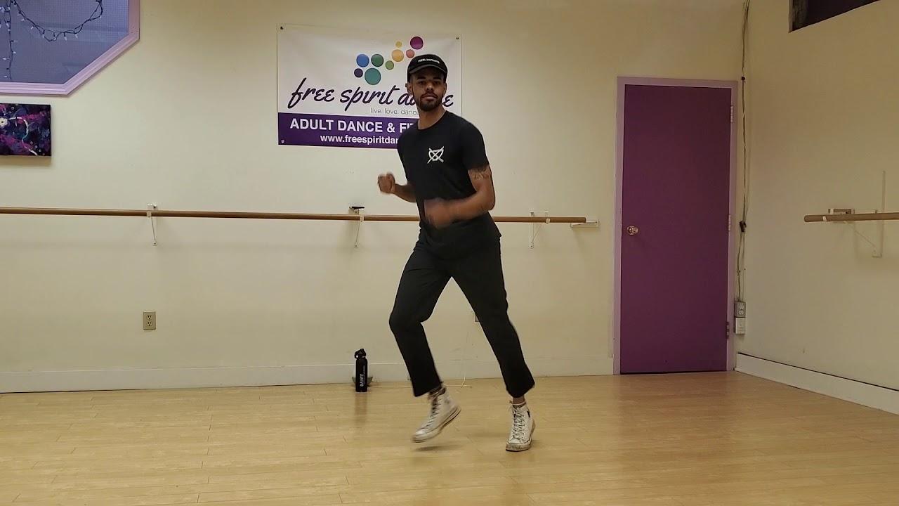 House Dance Int / Adv at Free Spirit Dance