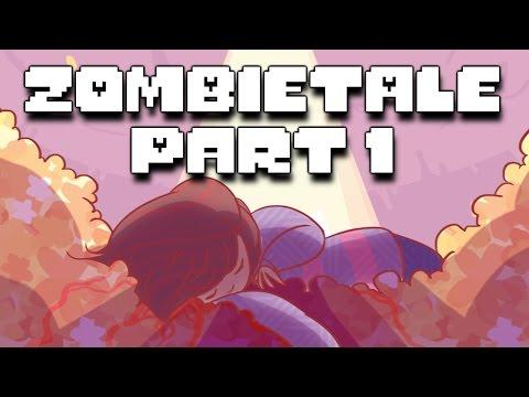 Zombietale Part 1 (Undertale Comic Dub)