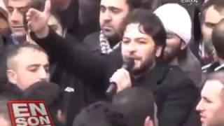 Azer Bülbül_ün cenazesinde Nihat Dogan şov