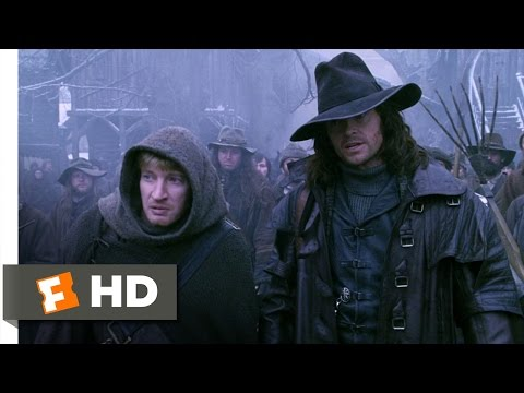 Van Helsing (2/10) Movie CLIP - Welcome to...