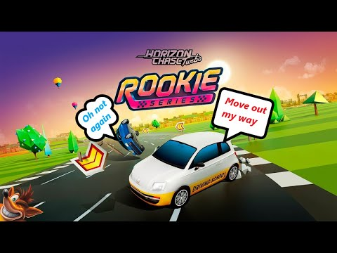 Horizon Chase Turbo Rookie Series Part 2 |