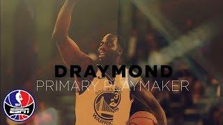 All the ways Draymond Green runs the Warriors' defense   NBA Countdown   ESPN
