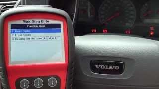 Reset Volvo ABS Codes & ABS Sensor Replace Guide