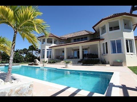 Недвижимость в Доминикане.(Республика Доминикана). Luxury villa in Dominican Republic.