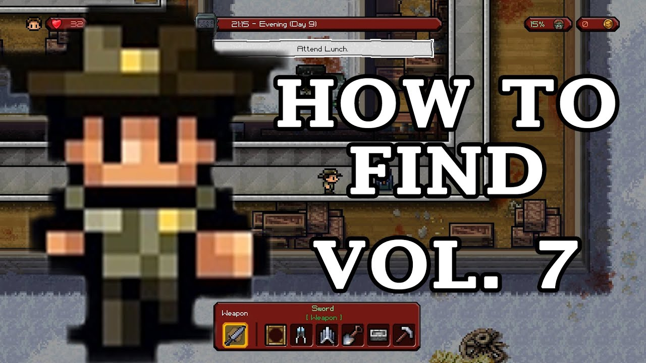 How To Find Volume 7  The Escapists The Walking Dead  Collectibles