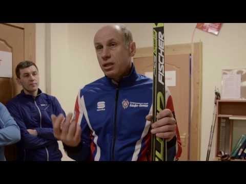 Вопрос: Как кататься на беговых лыжах?